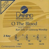 O The Blood, Accompaniment CD