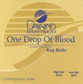 One Drop Of Blood, Accompaniment CD