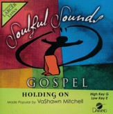 Holding On, Accompaniment CD