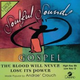 The Blood Will Never Lose It's Power, Accompaniment CD