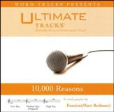 10,000 Reasons Accompaniment, CD