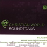 Believer Accompaniment, CD