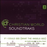 If I Could See (What the Angels See) Accompaniment, CD