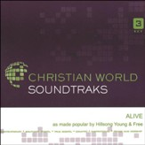 Alive Accompaniment, CD