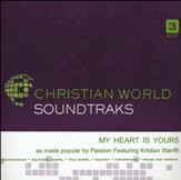 My Heart is Yours, Accompaniment CD