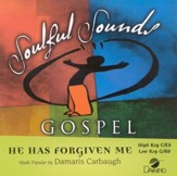He Has Forgiven Me, Accompaniment CD