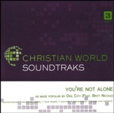 You're Not Alone, Accompaniment, CD
