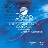 Loving God, Loving Each Other, Accompaniment CD