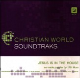 Jesus Is In The House, Accompaniment CD
