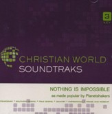 Nothing is Impossible, Accompaniment Track