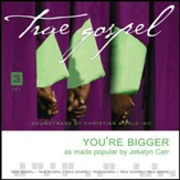 You're Bigger, Accompaniment CD, Christian World, Inc