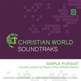 Simple Pursuit, Accompaniment CD