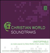 Unstoppable, Accompaniment CD