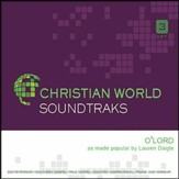 O' Lord, Accompaniment CD