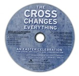 The Cross Changes Everything, Split-Track Accompaniment CD