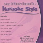 Songs of Whitney Houston, Volume 2