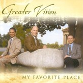 My Favorite Place CD