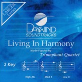 Living In Harmony, Accompaniment CD