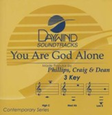 You Are God Alone, Accompaniment CD