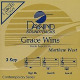 Grace Wins, Accompaniment CD
