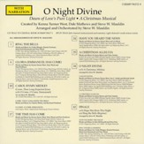 O Night Divine: Dawn of Love's Pure Light (Split-Track Accompaniment with Narration)