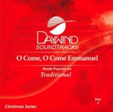 O Come, O Come Emmanuel, Accompaniment CD