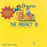 The Perfect 10, Accompaniment CD