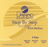 Step By Step, Accompaniment CD