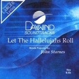 Let The Hallelujahs Roll, Accompaniment CD