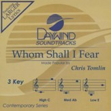 Whom Shall I Fear Accompaniment, CD