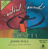Jesus Will Accompaniment, CD