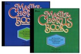 Master Chorus Book, Split-Channel 2-CD Set