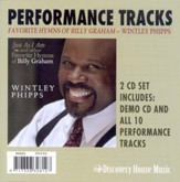 Favorite Hymns of Billy Graham (CD Trax)