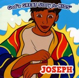 God's Great Story for Kids: Joseph CD