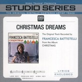 Christmas Dreams Accompaniment, CD