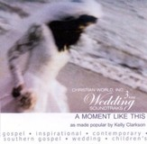 A Moment Like This, Accompaniment CD  - Slightly Imperfect