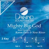 Mighty Big God Accompaniment, CD