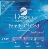 Family of God Accompaniment, CD