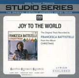Joy to the World Accompaniment, CD