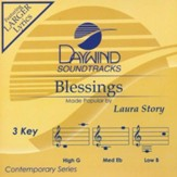 Blessings, Accompaniment CD