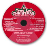 A Tree Lot Christmas, Split-Track Accompaniment CD