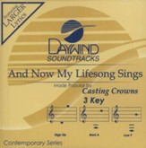 And Now My Lifesong Sings, Accompaniment CD