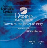 Down To The River To Pray, Accompaniment CD