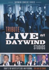 Tribute Live at Daywind Studios CD/DVD