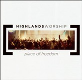Place of Freedom, CD
