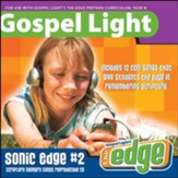 Gospel Light: Preteen Grades 5 & 6 Sonic Edge Music CD, Fall 2018 - Summer 2019 Year B