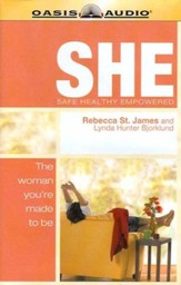SHE: Safe, Healthy, & Empowered - Unabridged Audiobook [Download]