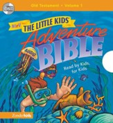 NIrV Little Kids Adventure Audio Bible Vol 1 - Unabridged Audiobook [Download]