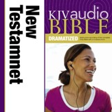 KJV New Testament Dramatized Audio Audiobook [Download]