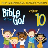 Bible on the Go Vol. 10: Report on the Promised Land; the Bronze Snake; and Baalam's Donkey (Numbers 13-14, 21-22) - Unabridged Audiobook [Download]